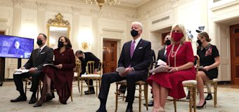 How Biden is changing behavior at the White House
