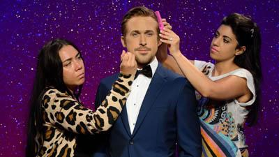Getting Waxed With Ryan Gosling
