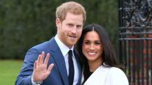Hay fecha para la boda de Harry y Meghan Markle