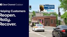 Clear Channel Outdoor Powers Business Rebuilding During COVID with Market-Ready Solutions