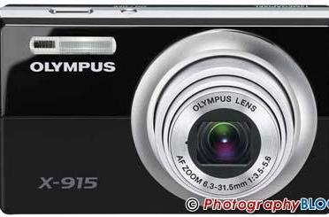 UK retailer launches exclusive Olympus X-915, X-890 digital cameras