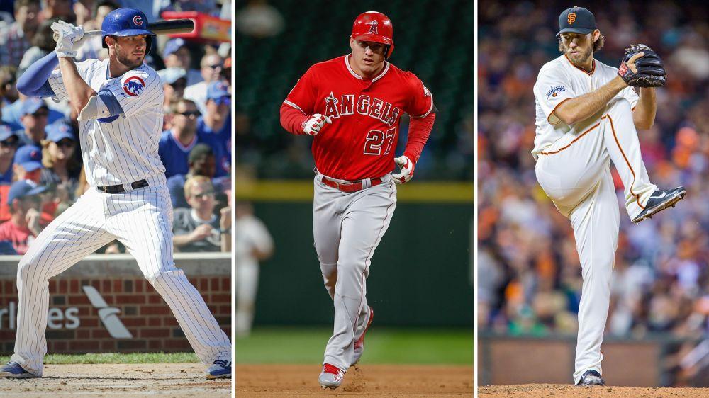 Sporting News staff predictions for the 2017 MLB season