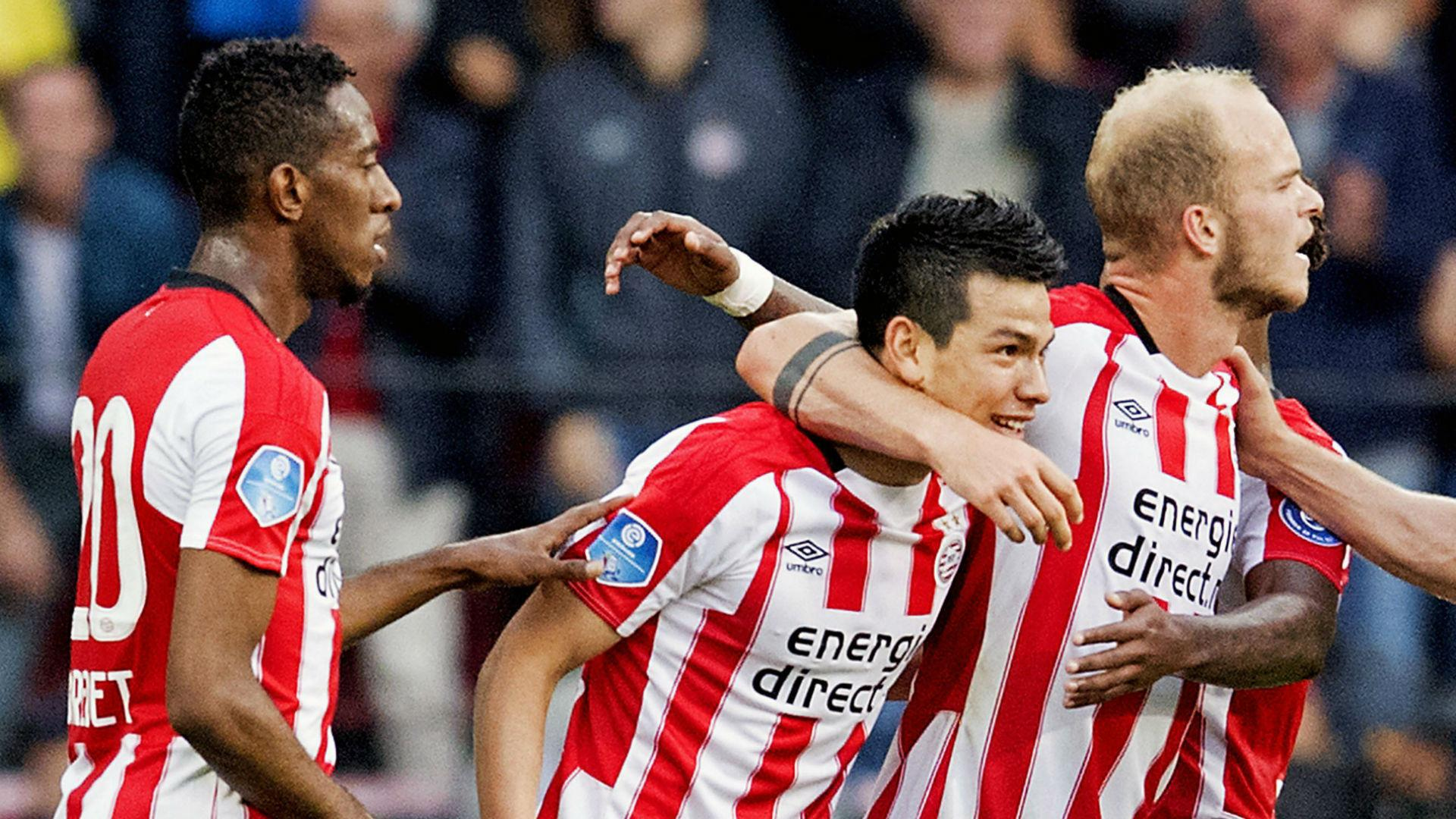 Is Hirving Lozano's start for PSV the best ever for a ...