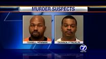 Two men charged in double homicide