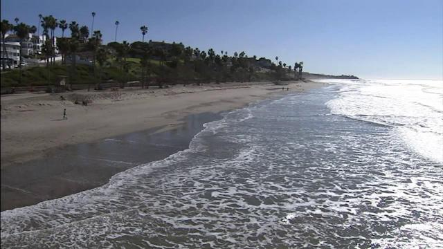 Concern over San Clemente beach vanishing