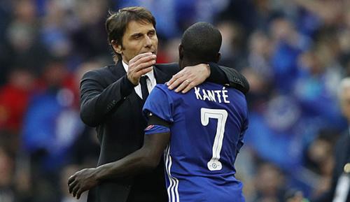Premier League: Chelseas Kante ist Spieler des Jahres