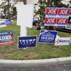 Trump pulls statistically even with Biden in Florida; Arizona is a dead heat: Reuters/Ipsos