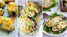 25 Twice-Baked Potato Recipes That Are Perfect Thanksgiving Side Dishes