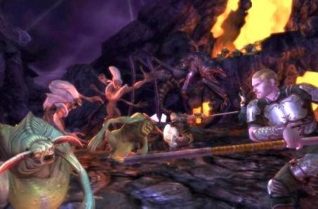 Dungeons & Dragons Online offers up new Menace of the Underdark screens