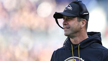 Report: Ravens, Harbaugh agree to extension