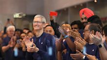Apple is giving $2,500 stock awards to some employees