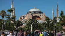Turkey to inform UNESCO of Hagia moves