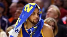 Stephen Curry finally healthy in the Finals again, nearly a champion again