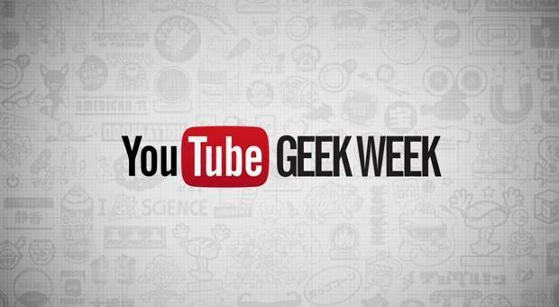 YouTube kicks off its first Geek Week on August 4th to spotlight nerdy content