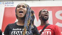Mort d'Adama Traoré : le plaquage ventral a causé le décès, selon une contre-expertise demandée par les parties civiles