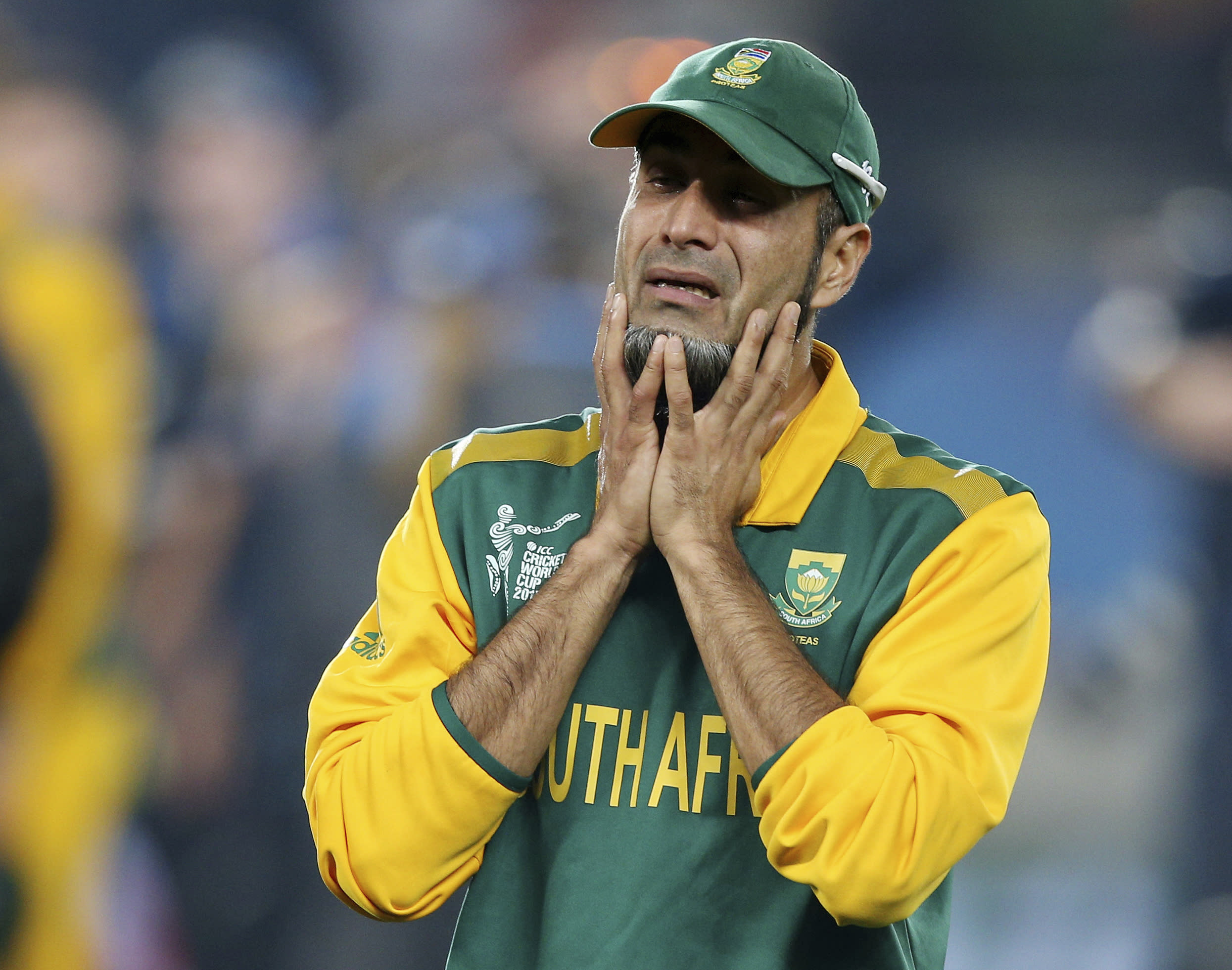 How to break the World Cup curse? South Africa still trying