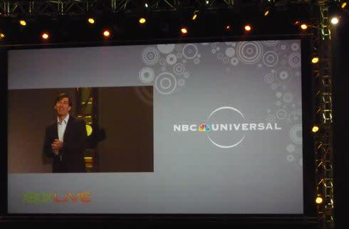 Microsoft adds Universal, NBC to Xbox Live Marketplace, calls #1 in HD