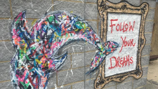 Bournemouth launches 10-mile 'selfie wall trail' of specially commissioned street art