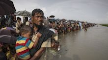 One in every 110 people in the world forcibly displaced as Syria and Burma drive record refugee numbers