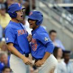 After Brady Singer's dominant start, Gators one win away from first College World Series title