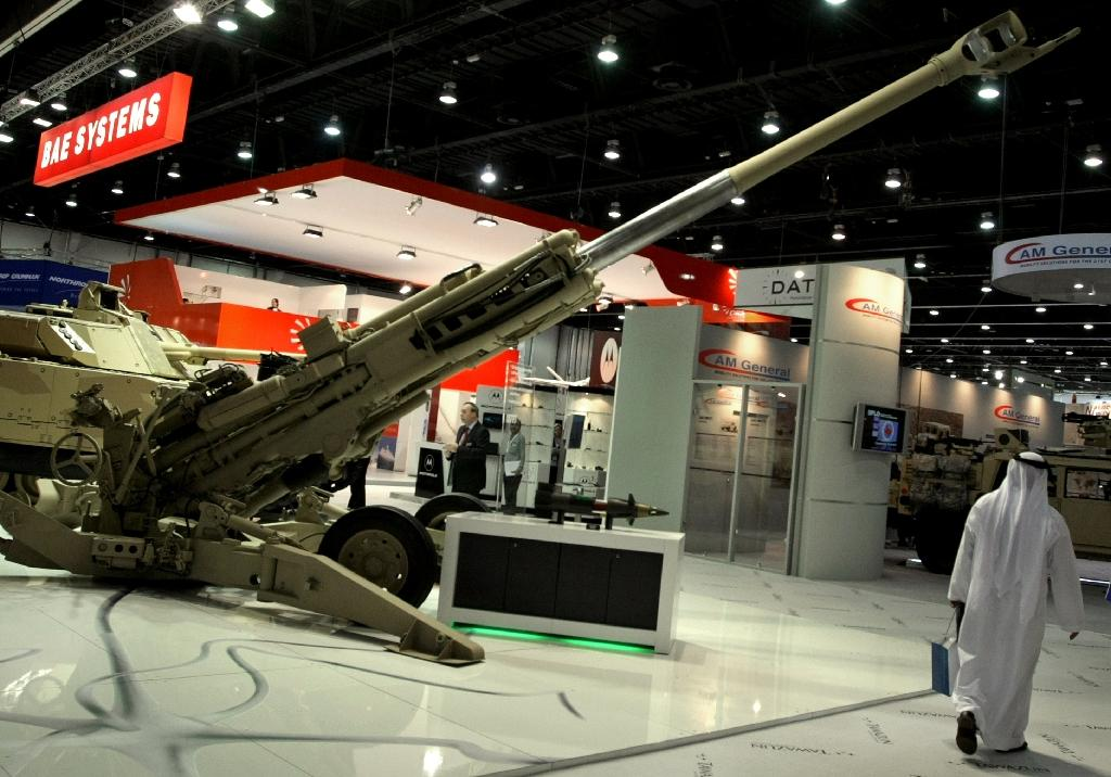 India has signed an agreement to buy 145 BAE Systems' M777 ultra-lightweight howitzers for its military