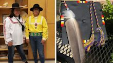 School district denies high school student from wearing Native American emblems to graduation: 'These items are who he is'