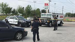 Image result for POLICE: SUSPECT USES TIRE IRON TO HIT ARMORED TRUCK IN SW HOUSTON
