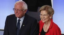 Democratic Debate: Sanders Denies Telling Warren a Woman Could Not Be President