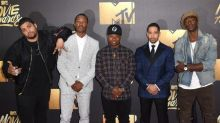 'Straight Outta Compton' Cast Knocks Academy for Oscars Snub at MTV Movie Awards