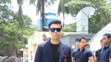 In pics: Karan, Jahnvi, Ishaan arrive for the trailer launch of 'Dhadak'