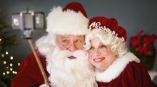 Good News des Tages: Weihnachtsmann überrascht Kinder im Krankenhaus