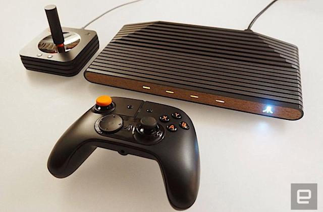 Atari VCS pre-orders start May 30th, but it won't ship until 2019
