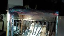 台電普仁二次變電所線路故障 2212戶停電