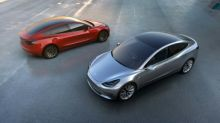 Tesla's Model 3 sedan off to slow start