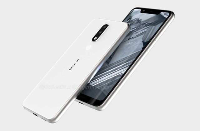 Nokia 5.1 Plus leak suggests HMD can't resist the notch (updated)