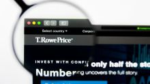 T. Rowe Price Reports 1.8% Sequential Decline in August AUM
