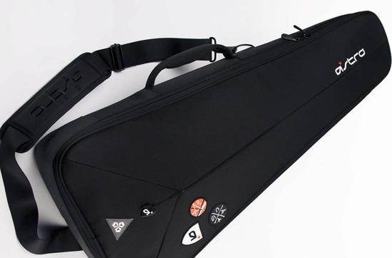 ASTRO's Roadie / Mission fake instrument gig bags are way too serious