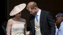 Meghan Markle and Prince Harry can't stop touching each other and people are freaking out