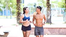 Singapore #Fitspo of the Week: Benjamin Wee and Marina Chen