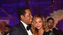 Hermosa Beyoncé en primera aparición oficial