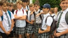 One school has been criticised for proposing a gender-neutral uniform