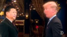 Trevor Noah compares Trump's China trip to 'The Bachelor'