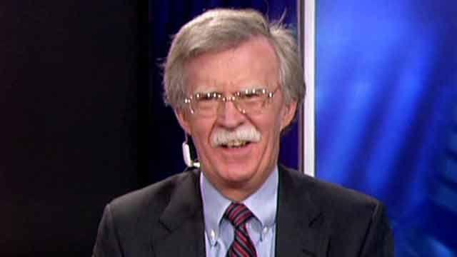 Ambassador John Bolton on what to ask Chuck Hagel