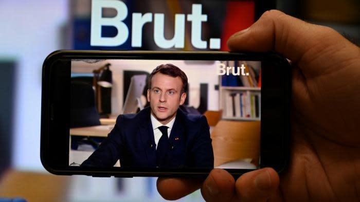 """""""Les chasseurs, c'est pas un lobby (...) sinon tout est lobby"""", estime Emmanuel Macron"""