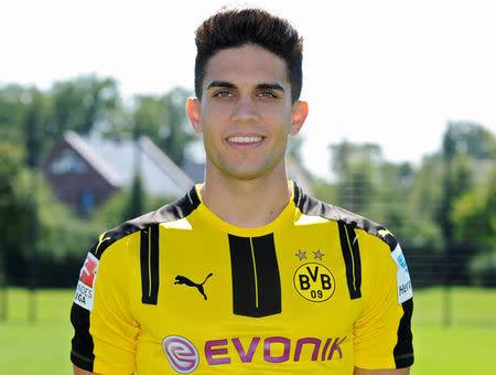 FILE PHOTO - Borussia Dortmund - Marc Bartra