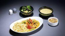 漢莎航空推好味飛機餐 Super food藜麥唔少得