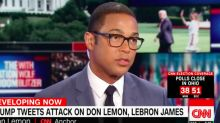 CNN's Don Lemon Brought To Tears Remembering Aretha Franklin