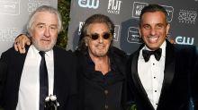 Sebastian Maniscalco Was Al Pacino and Robert De Niro's Waiter Before Starring in The Irishman