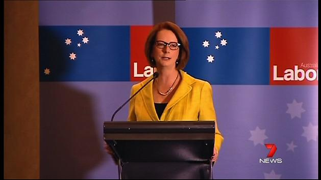 Gillard issues call to arms to candidates