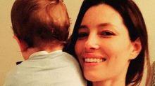 Jessica Biel details distressing birth of son